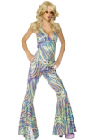 Costume Donna Dancing Queen Anni 70 | 28074